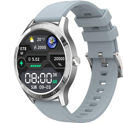 buy FIRE-BOLTT SMART WATCH BSW003 GREY :Smart Watches & Bands