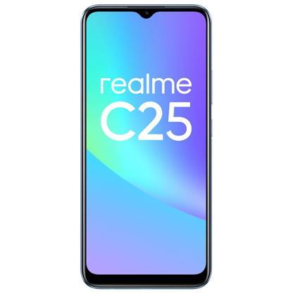 buy REALME MOBILE C25 RMX3193 4GB 64GB WATERY BLUE :RealMe