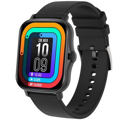 buy FIRE-BOLTT SMART WATCH BSW002 BLACK :Smart Watches & Bands