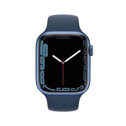 buy APPLE WATCH S7 45MM BLUE AL ABY SP CEL MKJT3HN/A :Apple Watch