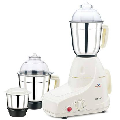 buy BAJAJ MIXER GRINDER GX8 3 JAR 750 WATTS :Bajaj