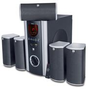 buy iBall Booster 5.1 Channel Bluetooth Multimedia Speakers