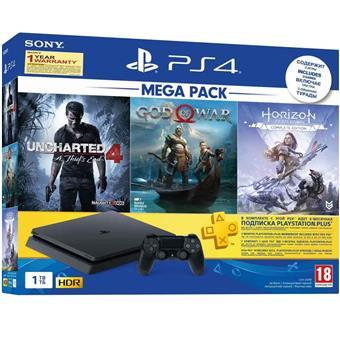 buy SONY PS4 1TB 3 GAME BUNDLE :Sony