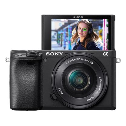 buy SONY DSLR CAMERA ILCE6400L WITH 16-50MM LENS :Sony