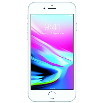 buy IPHONE MOBILE 8 64GB SILVER :Apple