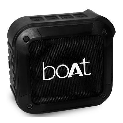 buy BOAT PORTABLE BT SPEAKER STONE 210 BLACK :Boat