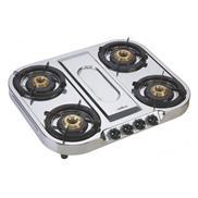 buy Elica CT INOX 634 SS Cooktop