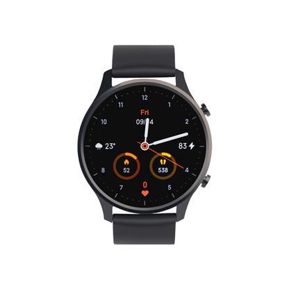 buy MI WATCH REVOLVE MIDNIGHT BLACK BHR4264IN :Smart Watches