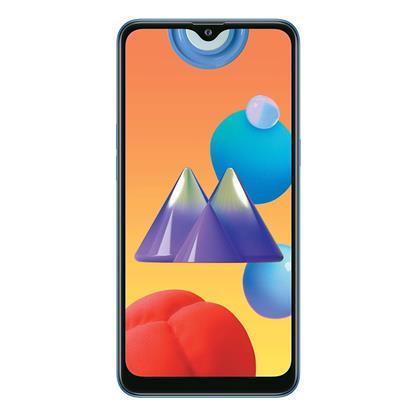 buy SAMSUNG MOBILE GALAXY M01S M017FG 3GB 32GB Blue :Samsung