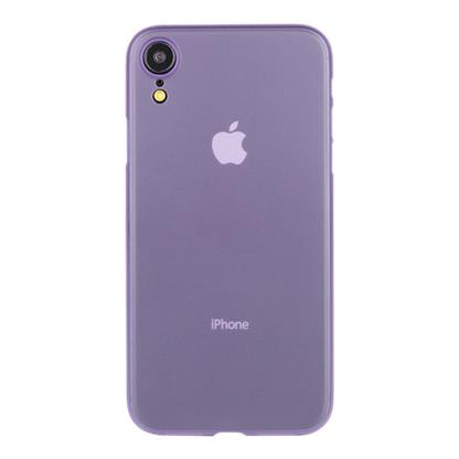 "buy Stuffcool Thins Ultra Slim Back Case Cover for Apple iPhone XR 6.1"" (2018) - Purple :Stuffcool"