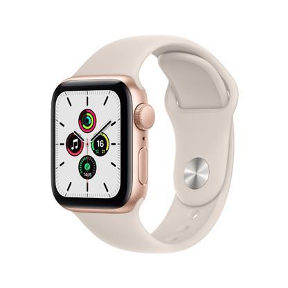 buy APPLE WATCH SE 40 GLD AL ST SP GPS MKQ03HN/A :Apple Watch