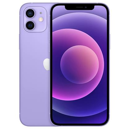 buy IPHONE MOBILE 12 64GB PURPLE :Purple