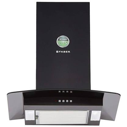buy FABER CHIMNEY HOOD PRETTY PLUS BK PB LTW 60 :Faber