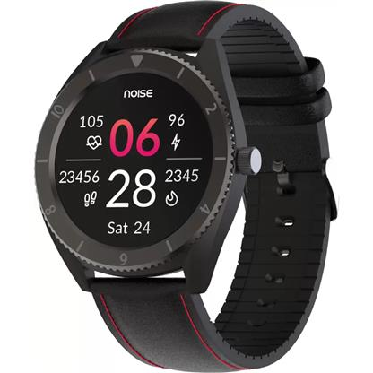 buy Noise NoiseFit Endure Smart Watch with 100+ Cloud Based Watch Faces (Classic Black) :Noise