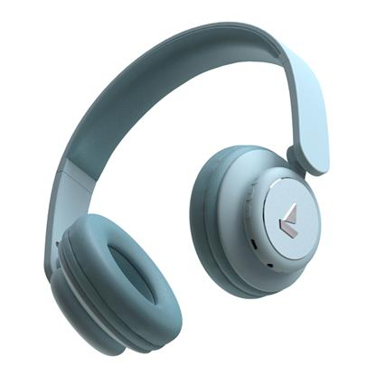 buy BOAT BT HEADPHOPNE ROCKERZ 450 AQUA BLUE :boAt Rockerz 450