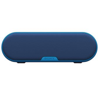 buy SONY PORTABLE BLUETOOTH SPEAKER SRSXB2 BLUE :Sony