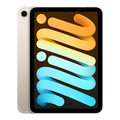buy APPLE IPAD MINI 6TH GEN CELLULAR 64GB STARLIGHT MK8C3HN/A :12 - 12.9 MP