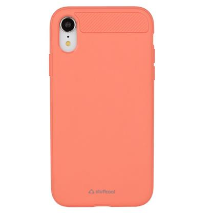 buy Stuffcool Soft Flexible TPU Armour Back Case Cover for Google Apple iPhone XR - Rose Pink (Made In South Korea) :Stuffcool