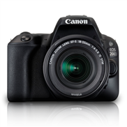 buy Canon EOS200DBK DSLR Camera