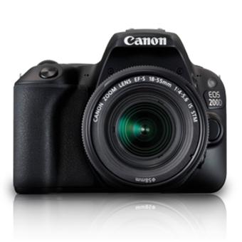 buy CANON DSLR EOS200DBK 18-55MM LENS :Canon