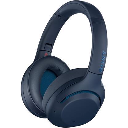 buy SONY BT HEADPHONE WH-XB900N/LC BLUE :Sony