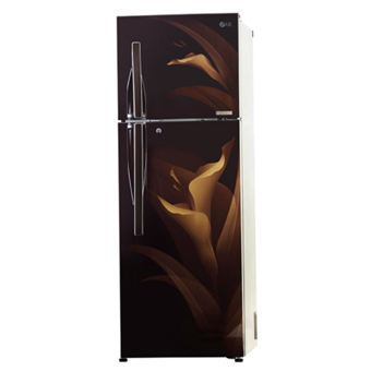 Lg Glt402ralu 360ltr Frost Free Refrigerator Amber Luxe