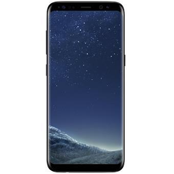 buy SAMSUNG MOBILE GALAXY S8 G950FD 4GB 64GB MIDNIGHT BLACK :Samsung