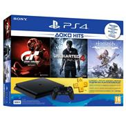 buy Sony PS4 500GB with 3 Hit Games