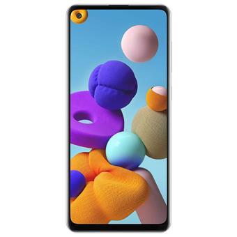 buy SAMSUNG MOBILE GALAXY A21s A217FG 6GB 64GB WHITE :Samsung