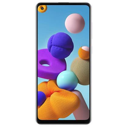 buy SAMSUNG MOBILE GALAXY A21s A217FF 6GB 64GB WHITE :Samsung