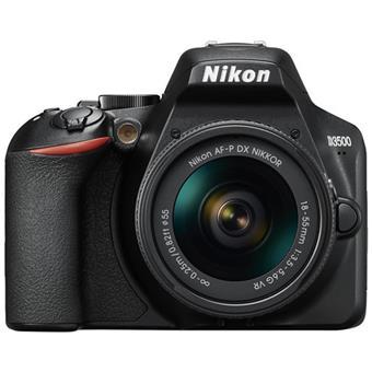 buy NIKON DSLR D3500 WITH 18-55MM + 70-300MM LENS :Nikon