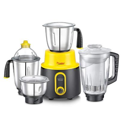 buy PRESTIGE DELIGHT PLUS 4 JAR MIXER GRINDER (41380) :Prestige