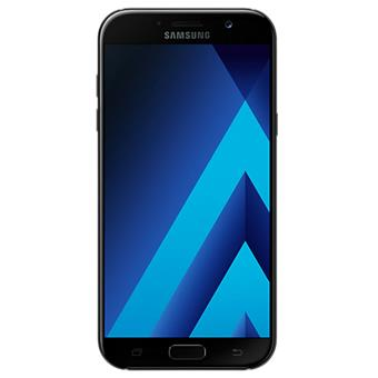 buy SAMSUNG MOBILE GALAXY A520F 3GB 32GB BLACK :Samsung