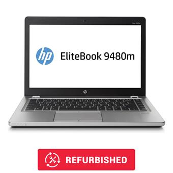 buy REFURBISHED HP ELITEBOOK 9480M 4TH CI5 4GB 180GB QCNBAG01490 :HP