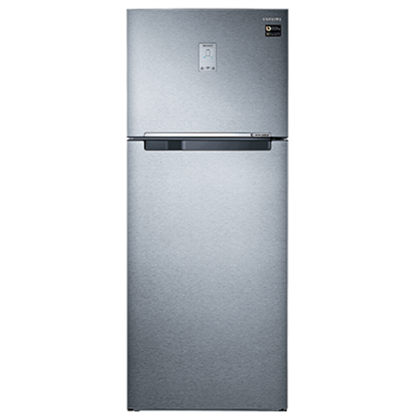 buy SAMSUNG REF RT47M623ESL REAL STAINLESS LOOK :Toughened Glass