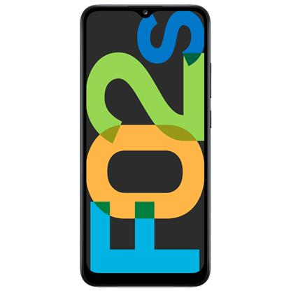 buy SAMSUNG MOBILE GALAXY F02S E025FF 4GB 64GB ABSOLUTE BLACK :Samsung