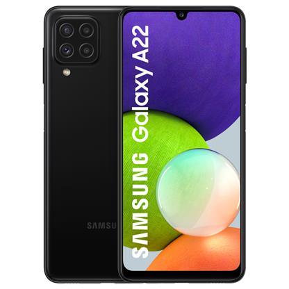 buy SAMSUNG MOBILE GALAXY A22 A225FR 6GB 128GB BLACK :Black