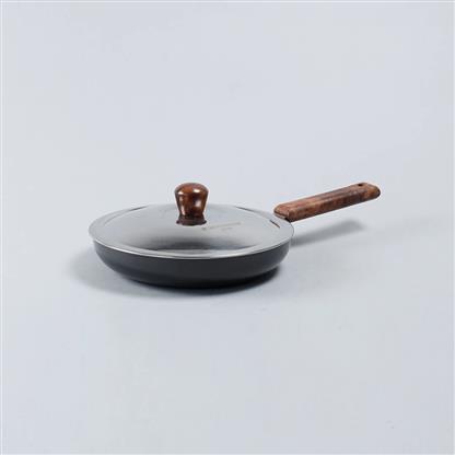 buy WONDERCHEF EBONY HARD ANODIZED FRY PAN 24CM :Wonderchef
