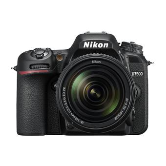 buy NIKON DSLR D7500 WITH 18-140MM VR LENS :Nikon