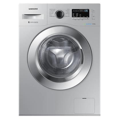 buy SAMSUNG WM WW60R20EKOS CHROME SILVER (6.0 KG) :Samsung