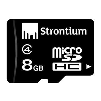 buy STRONTIUM MICRO SD CARD 8GB :Strontium