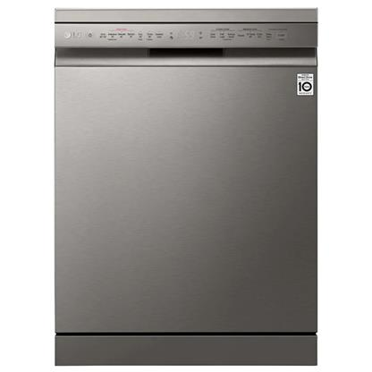 buy LG DISHWASHER DFB424FP SILVER 14 PLACE :LG