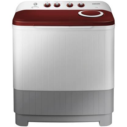 buy SAMSUNG WM WT72M3000HP WINE RED LIGHT GREY (7.2 KG) :Samsung