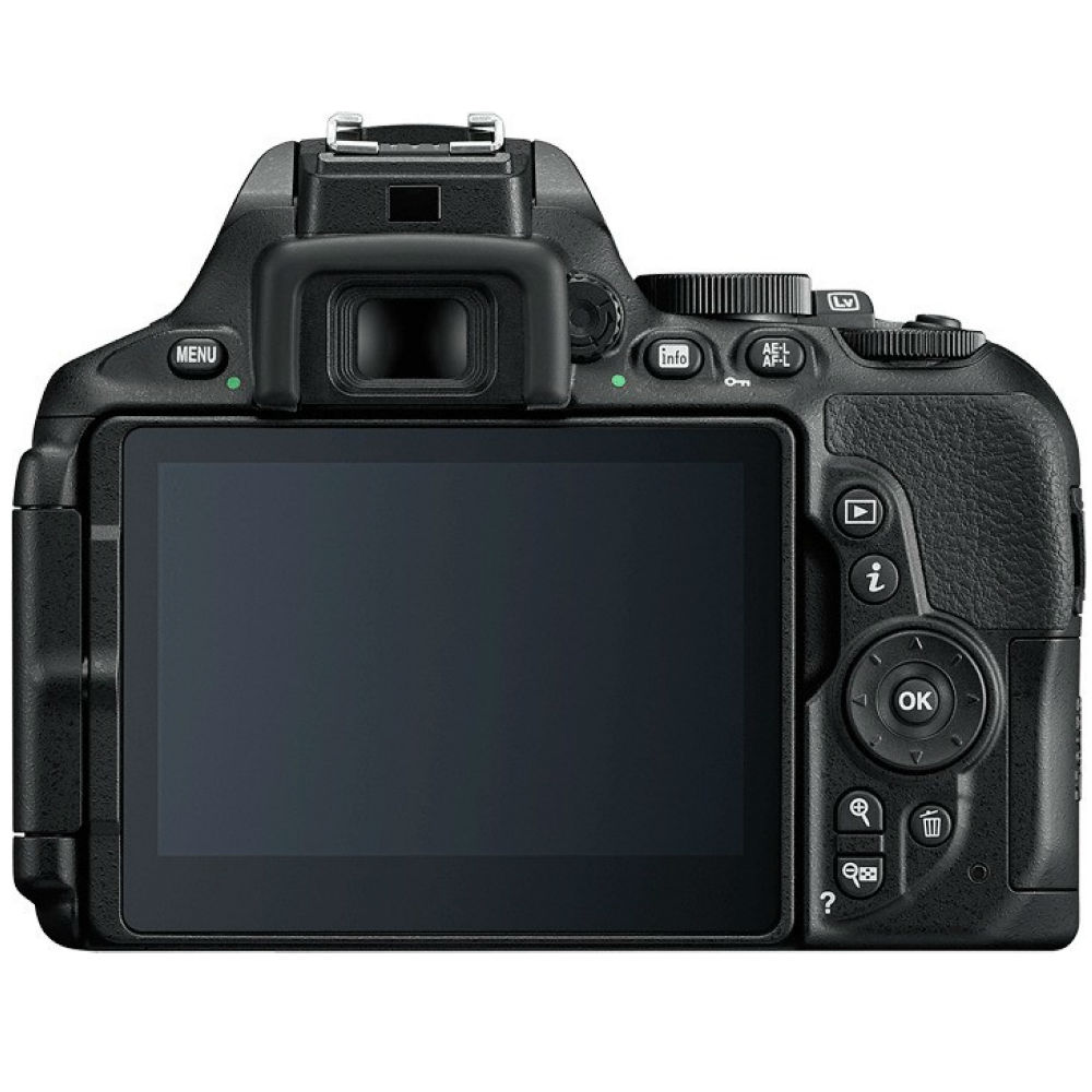 Nikon D5600 DSLR Camera (AF-PDX 18-55M) Price in India - buy Nikon