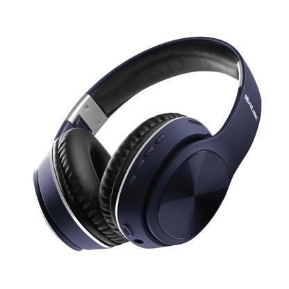 buy SOUNDLOGIC BT HEADPHONE HD PRO BTHP003 BLUE :Soundlogic