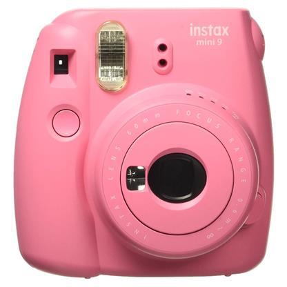 buy FUJIFILM INSTAX CAMERA MINI 9 PLUS FLAMINGO PINK :Fujifilm