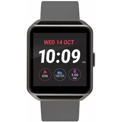 buy TIMEX ICONNECT SMART WATCH TW5M31300 GUN METAL :iConnect by Timex