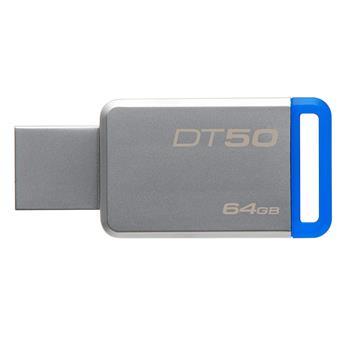 buy KINGSTON 64GB USB 3.0 DT 50 METAL :Kingston