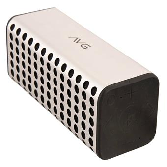 buy AVG PORTABLE BLUETOOTH SPEAKER F4 BLACK :AVG