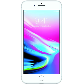 buy IPHONE MOBILE 8 PLUS 64GB SILVER :Apple